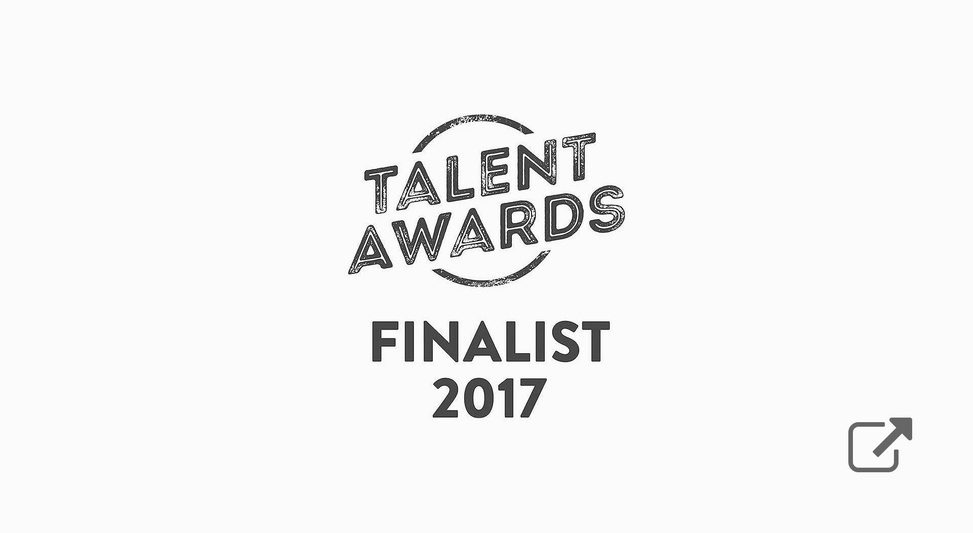 aquent talent awards finalist 2017