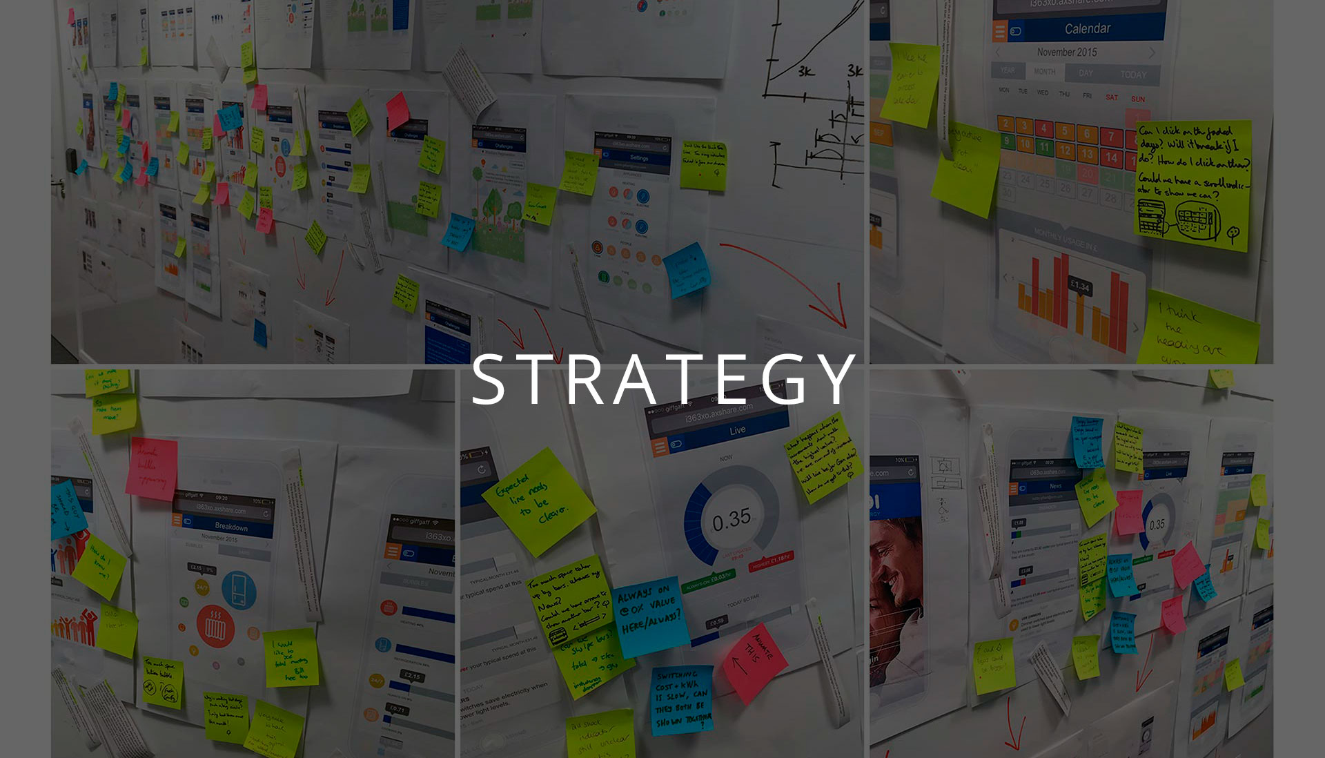 02 Strategy: brainstorming session