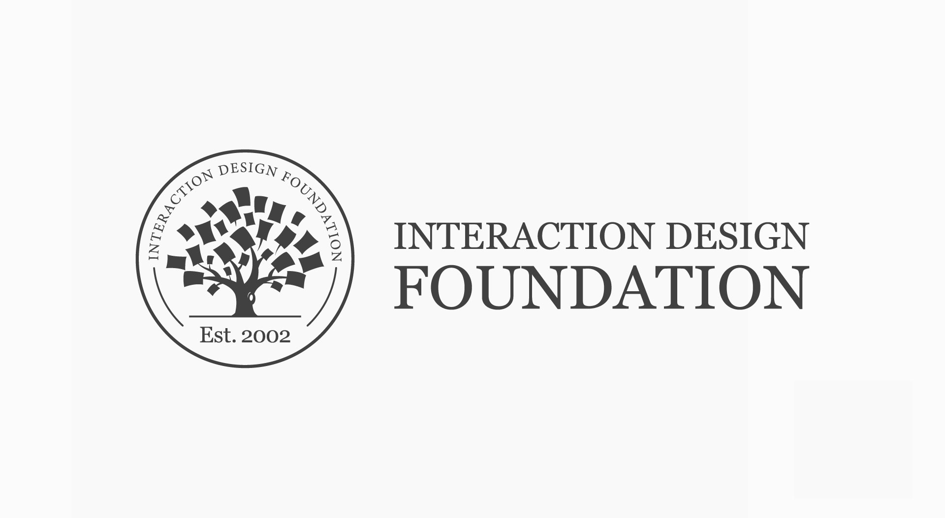 interaction design foundation - logo